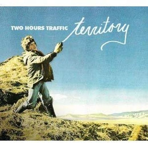 Two Hours Traffic - Territory - CD - 2nd Hand