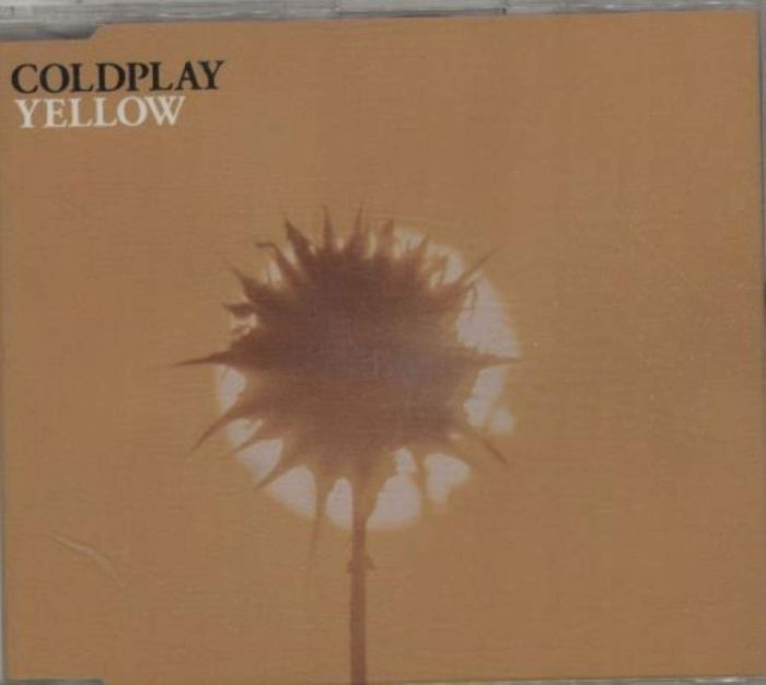Coldplay - Yellow (3-track single) - CD - 2nd Hand