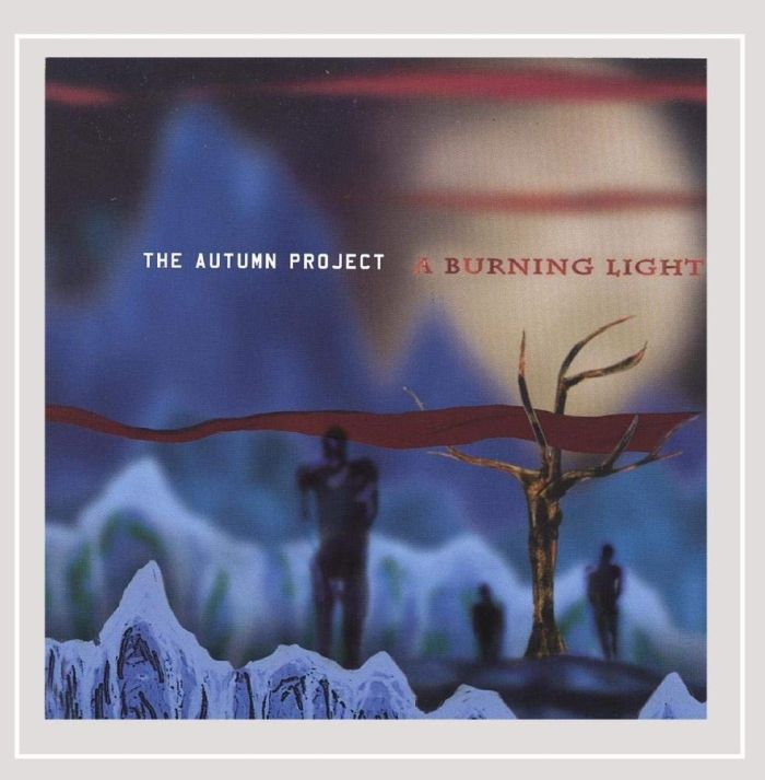 Autumn Project - Burning Light, A - CD - 2nd Hand