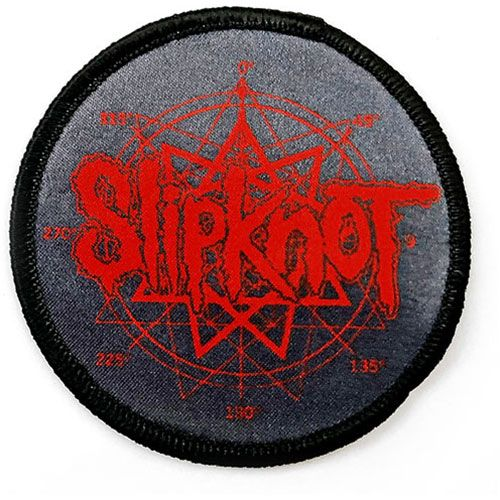 Slipknot - 9 Point Logo Sew-On Patch