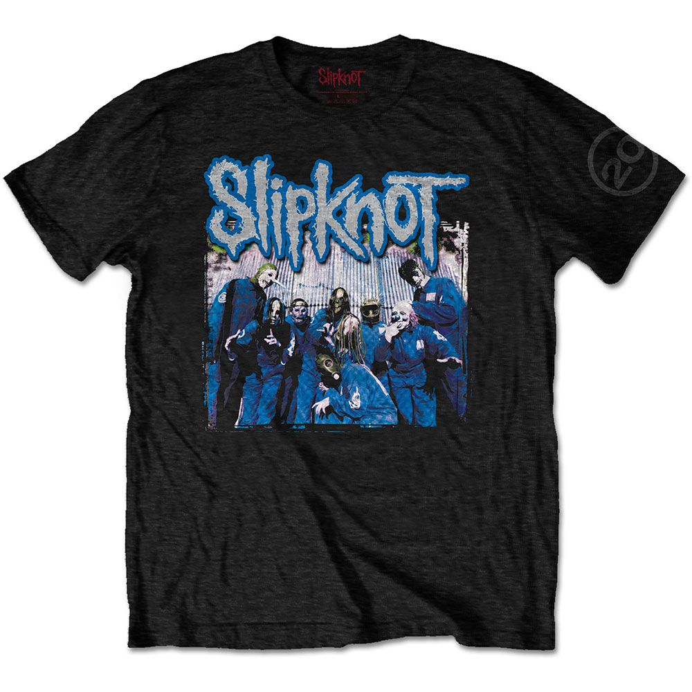 Slipknot - Tattered & Torn Black Shirt