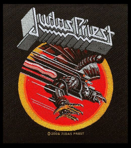 Judas Priest - Screaming For Vengeance Sew-On Patch
