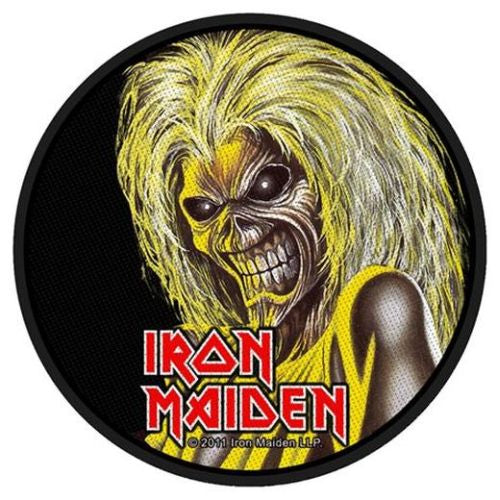 Iron Maiden - Killers Face Sew-On Patch
