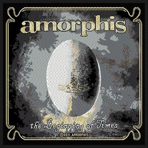 Amorphis - The Beginning Of Times Sew-On Patch