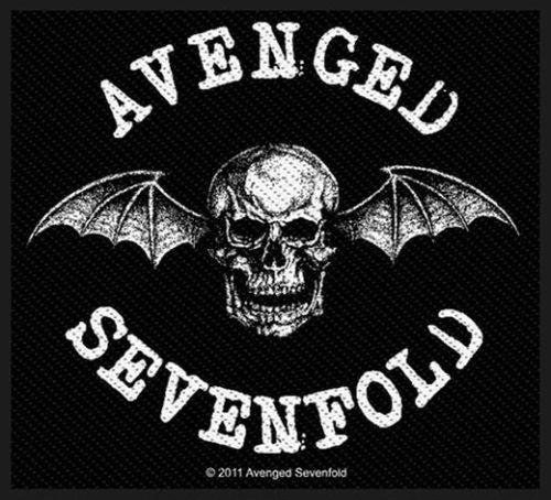 Avenged Sevenfold - Death Bat Sew-On Patch