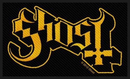 Ghost - Logo Sew-On Patch