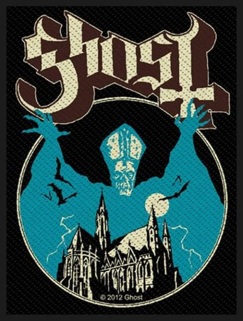 Ghost - Opus Eponymous Sew-On Patch