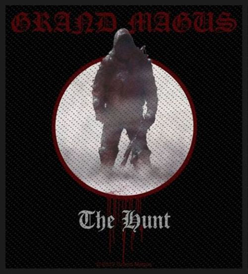 Grand Magus - The Hunt Sew-On Patch