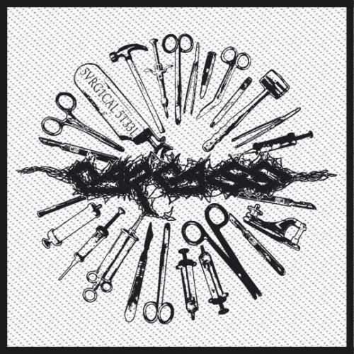 Carcass - Tools Sew-On Patch