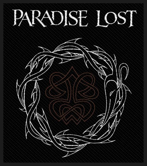 Paradise Lost - Crown Of Thorns Sew-On Patch