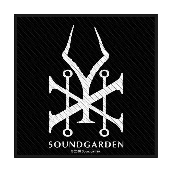 Soundgarden - King Animal Sew-On Patch