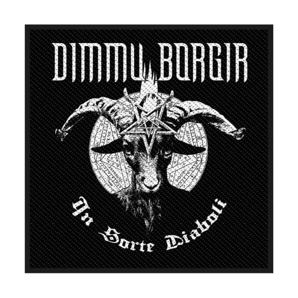 Dimmu Borgir - In Sorte Diaboli Sew-On Patch