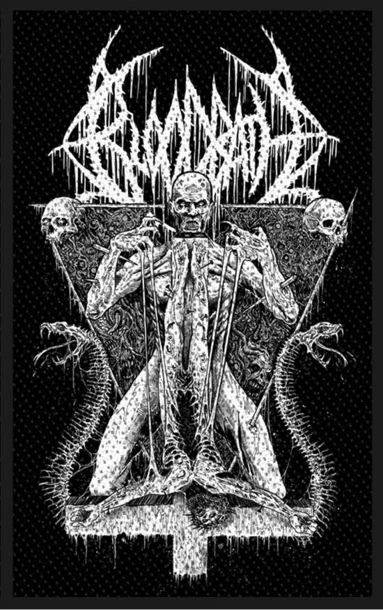 Bloodbath - Morbid Antichrist Woven Sew-On Patch