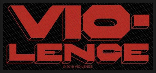 Vio-Lence - Logo Sew-On Patch