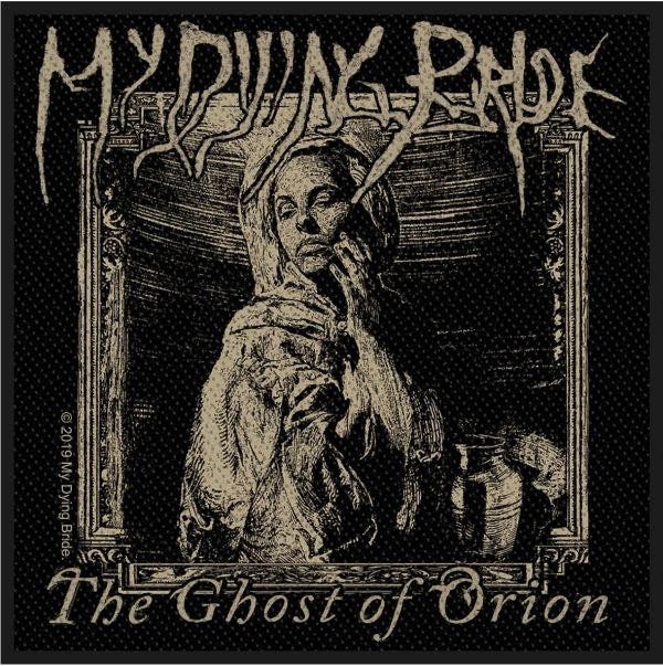 My Dying Bride - The Ghost Of Orion Woodcut Sew-On Patch