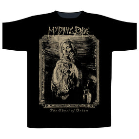 My Dying Bride - The Ghost Of Orion Woodcut Black Shirt