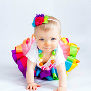 Candyland Birthday Tutu Outfit