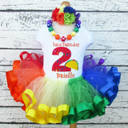 Taco TWOsday Birthday Tutu Outfit