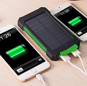solar powerbank charger