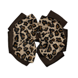 Extra Large Leopard Gift Set - Brown