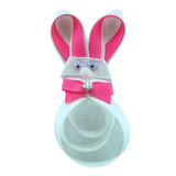 Bunny Hair Clip - Pick Your Colors