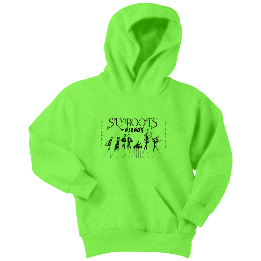 Youth Hoodie Design A