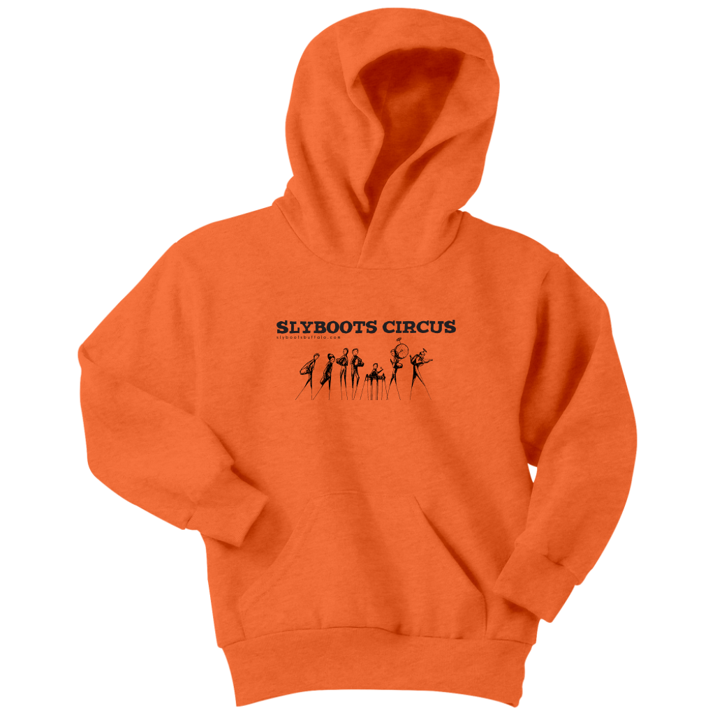 Youth Hoodie Design C
