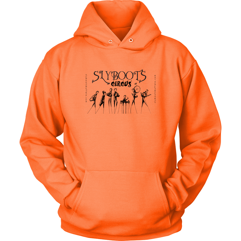 Sly Hoodie Design A