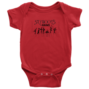 Baby Bodysuit Design A