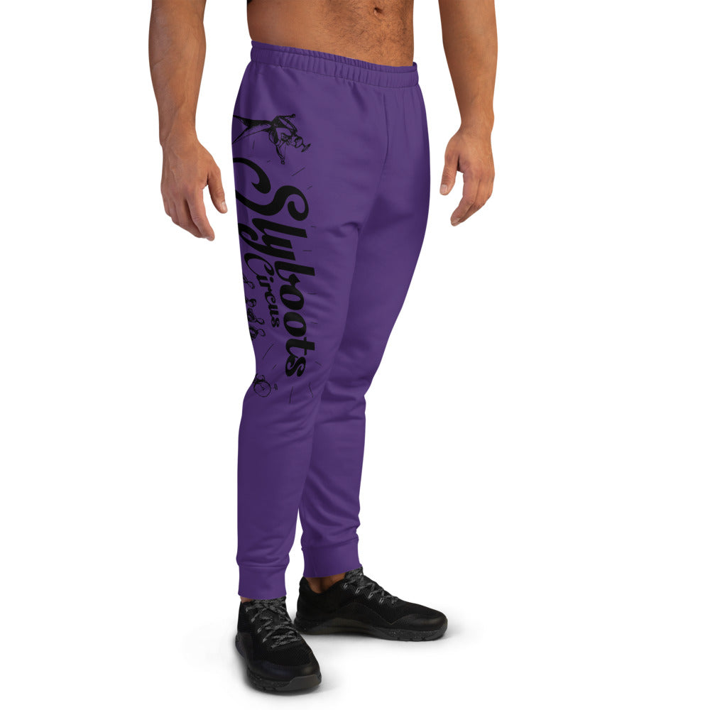 Sweatpants Purple Design C