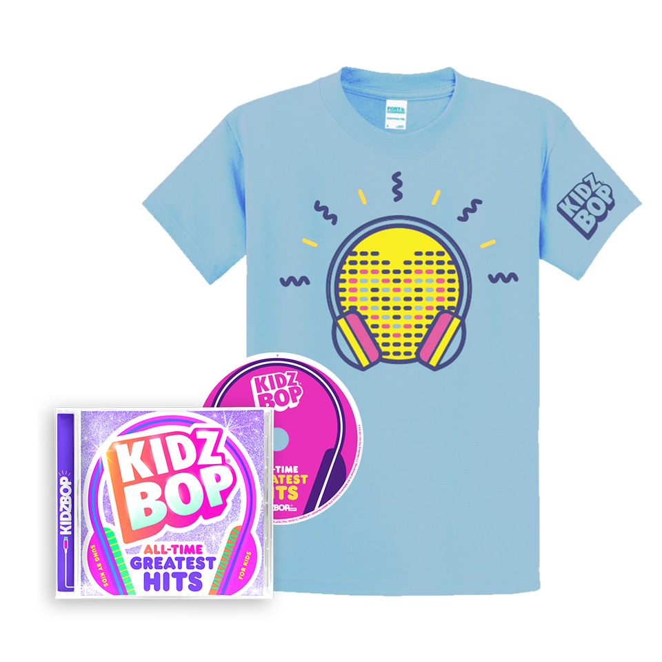 KIDZ BOP All-Time Greatest Hits Awesome Bundle