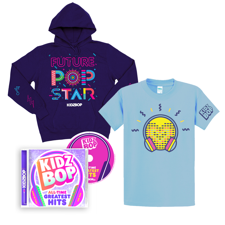 KIDZ BOP All-Time Greatest Hits Ultimate Bundle