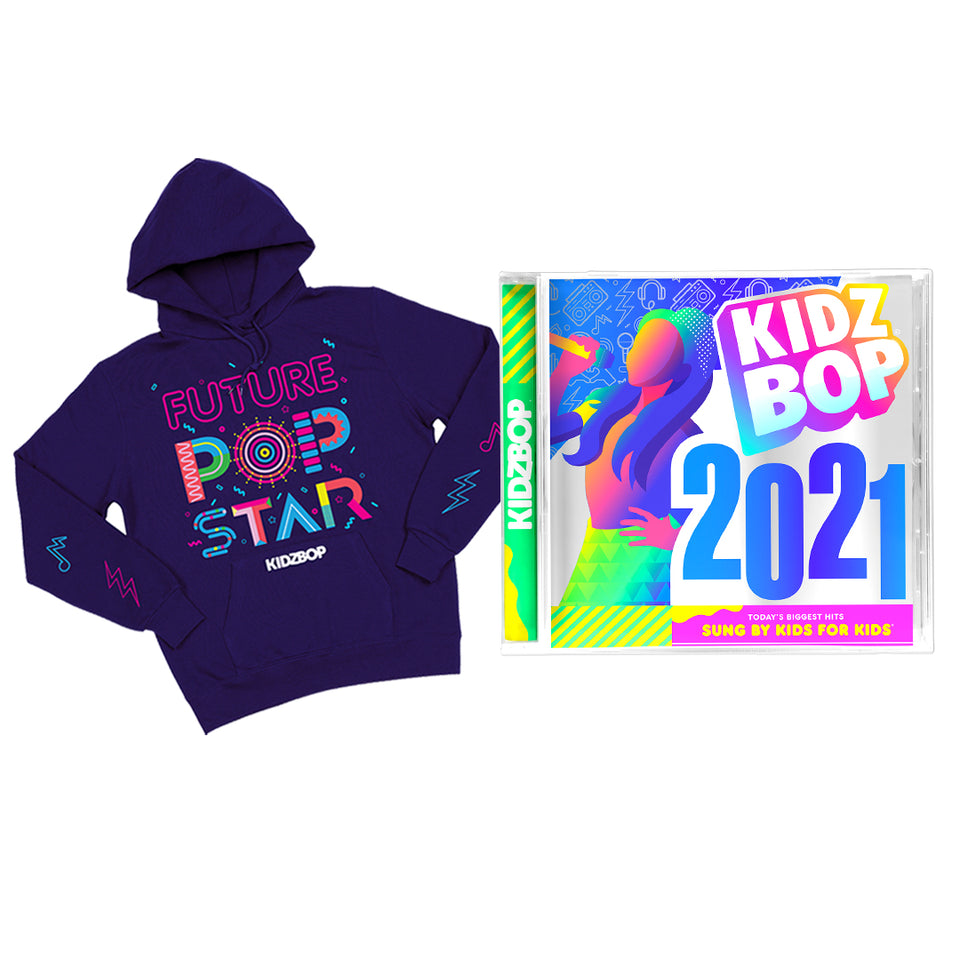 KIDZ BOP 2021 Super Bundle