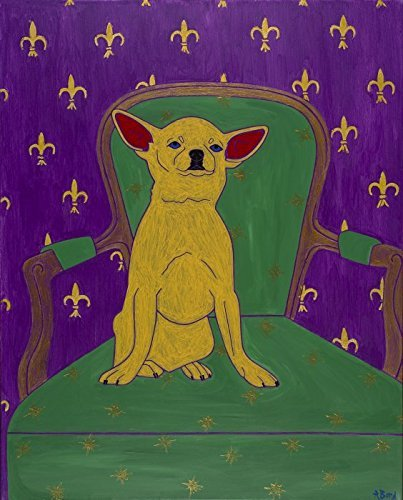 Chihuahua Art Print - Dog Pop Art - pop art Chihuahua - 11