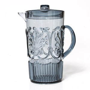 Flemington Acrylic Jug - Blue