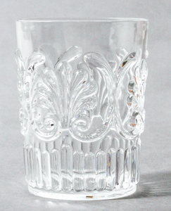 Flemington Acrylic Tumbler - Clear