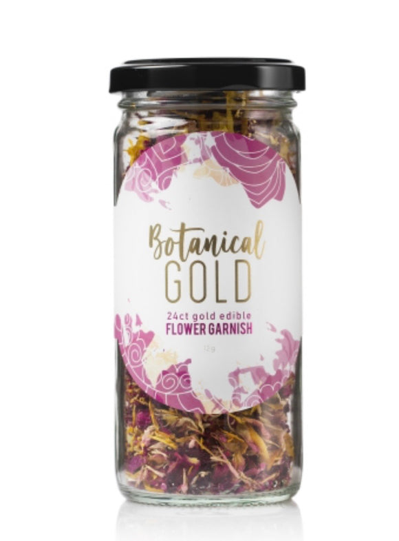 Botanical Gold - Blush