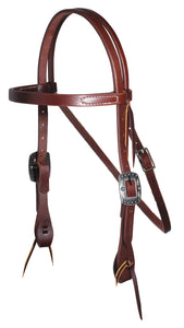 Professional's Choice Ranchhand Fancy Buckle Headstall