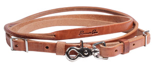 Professional's Choice Roping Reins - Round Center