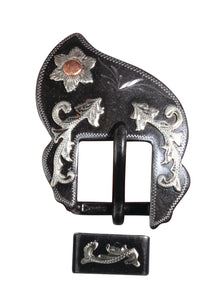 Professional's Choice Heel Buckle & Keeper