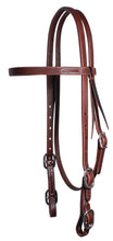 Load image into Gallery viewer, Professional's Choice Ranchhand Headstall - Double Adjust