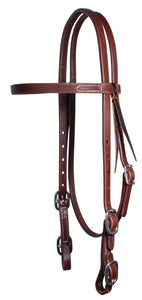 Professional's Choice Ranchhand Headstall - Double Adjust