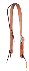 Professional's Choice Slit Ear Headstall - Pineapple Knot