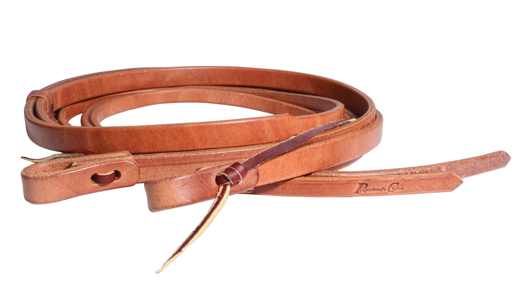 Professional's Choice Split Reins - Tapered
