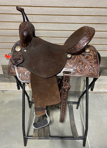 "Double J Pursuit Flex ELC 14"" Barrel Saddle #SPXF00-79102"