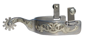 Professional's Choice Bob Avila Ladies Floral Spurs