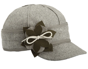 The Petal Pusher Cap by Stormy Kromer