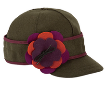 Load image into Gallery viewer, The Petal Pusher Cap by Stormy Kromer