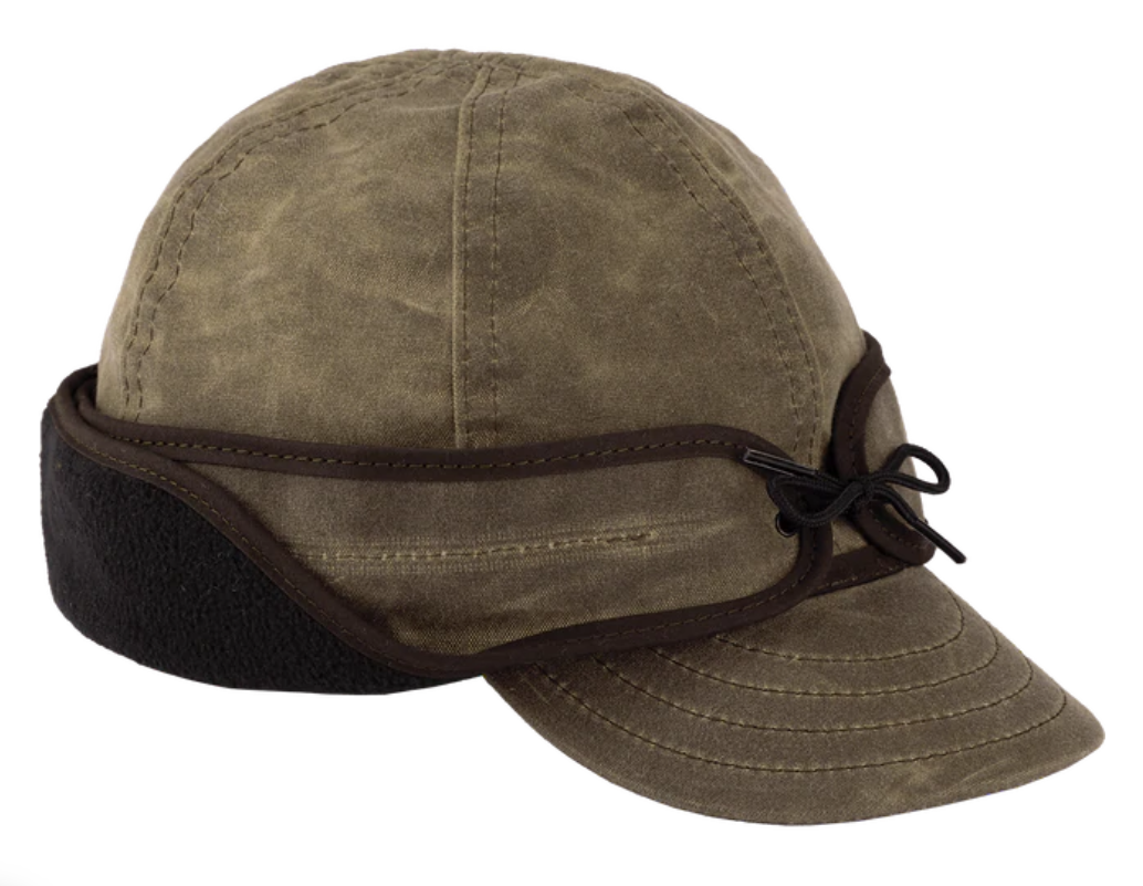 The Waxed Rancher Cap by Stormy Kromer