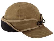 Load image into Gallery viewer, The Waxed Rancher Cap by Stormy Kromer